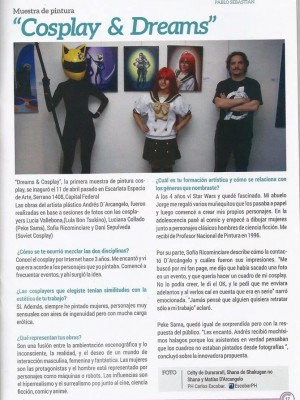 Revista Show your cosplay